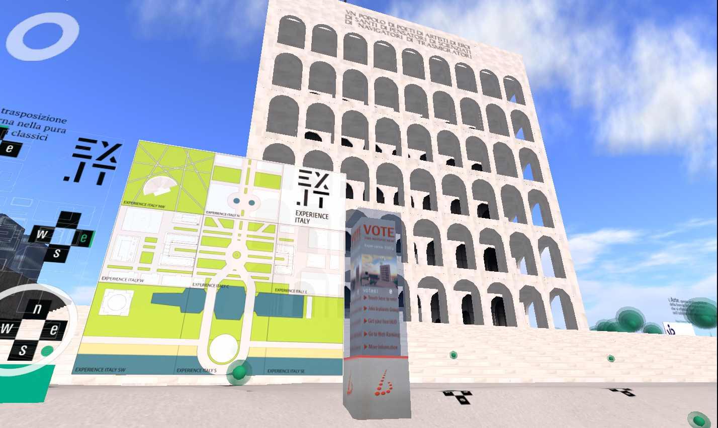 1a176ad3e58f Perciò visitate Experience Italy e ricordatevi di... votare!